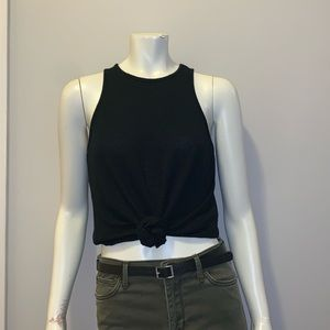 🌸 BANANA REPUBLIC TANK TOP BLACK! 🌸